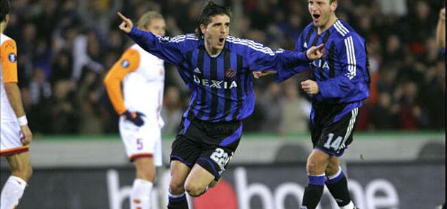 Foto: Club Brugge haalde 'nieuwe Raul' weg bij Real: