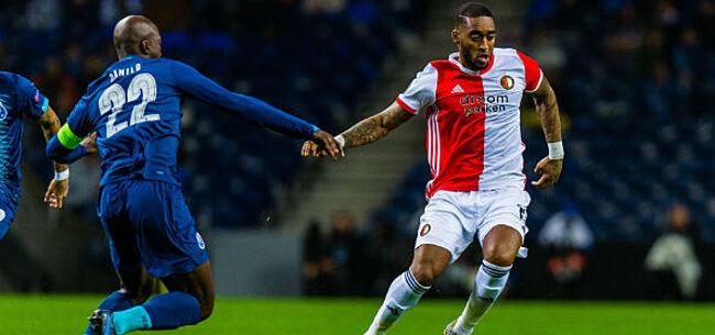 Foto: EL: Feyenoord en Mönchengladbach uitgeschakeld na nederlaag