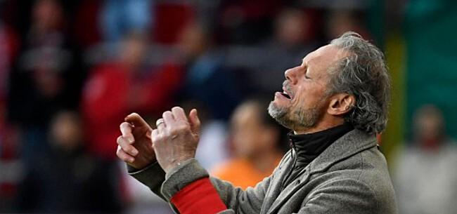 Foto: Preud'homme voorspelt nieuw probleem voor Standard volgend seizoen