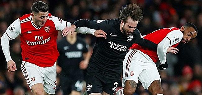 Foto: Dramareeks Arsenal gaat verder: Trossard & co te sterk in Emirates