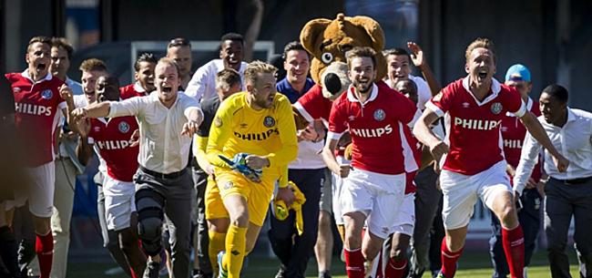 Foto: OFFICIEEL: PSV legt Belgische aanvaller onder contract