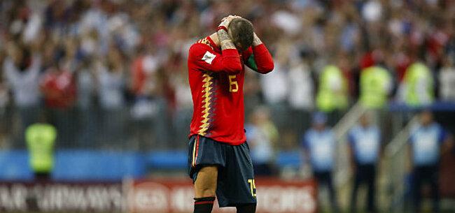 Foto: Ramos bijt terug: