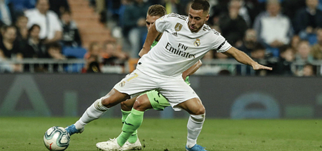 Foto: 'Real Madrid zonder Hazard & co naar Club Brugge'