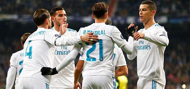 Foto: 'Nieuwe Galactico strijkt op 26 december neer bij Real Madrid'