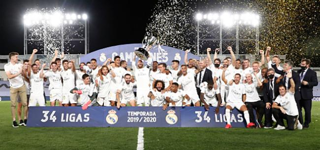 Foto: Real Madrid is waardevolste voetbalclub, vóór Barcelona en United