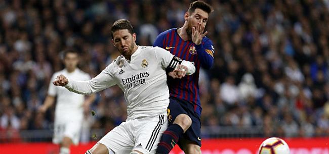 Foto: Transfervrij XI: Messi, Ramos & co kunnen straks allemaal gratis vertrekken