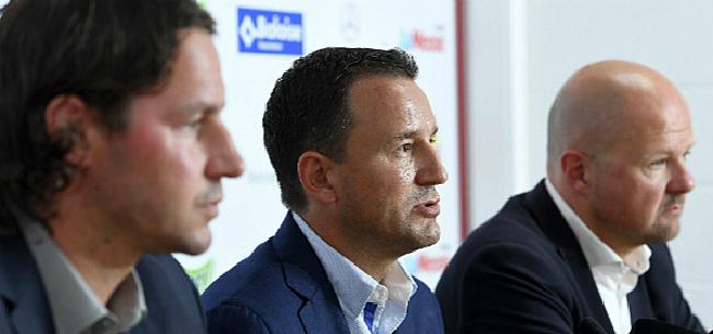 Foto: Trapt Jankovic in zelfde val als Ferrera?