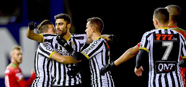 Foto: Charleroi betaalde half miljoen: