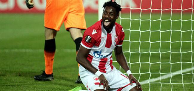 Foto: 'Belgische club deed afgelopen zomer poging voor Boakye'