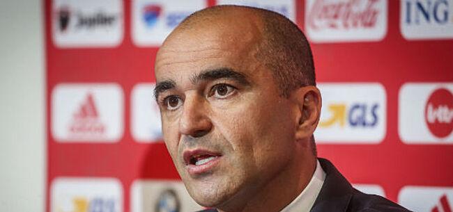 Foto: 'Martinez overweegt bijzonder middenveld tegen Rusland'