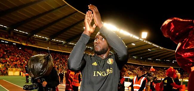 Foto: Lukaku reageert op transfergeruchten: