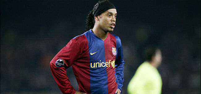 Foto: Ronaldinho: