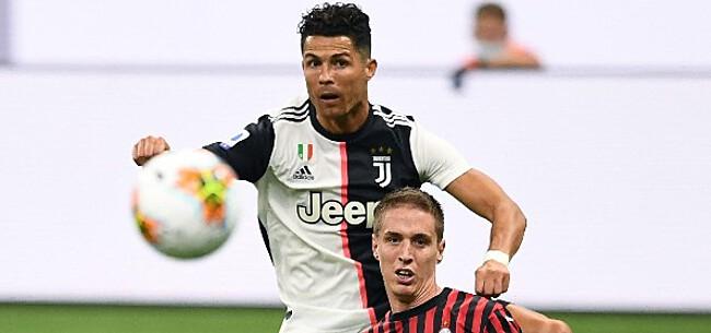 Foto: Milan zorgt voor indrukwekkende comeback tegen Juventus
