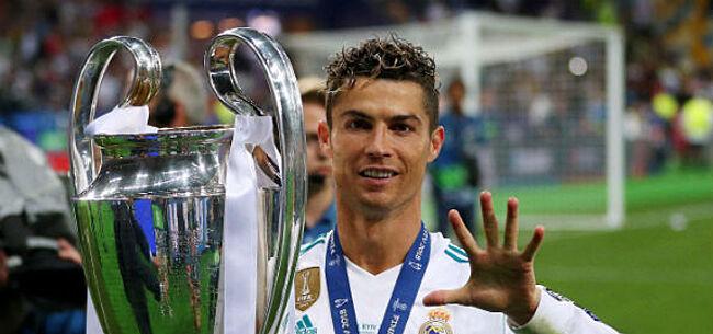 Foto: Juventus geeft financiële details van Ronaldo-deal prijs