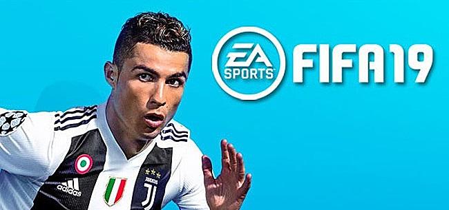 Foto: Siert Rode Duivel straks de cover van FIFA 20?