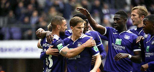 Foto: TRANSFERUURTJE: Anderlecht moet zes miljoen betalen, Ajax plant toptransfers