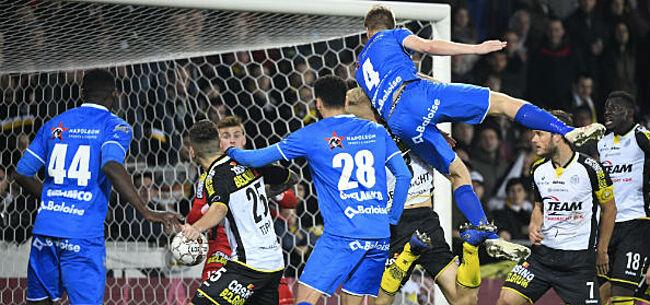 Foto: Belangrijke pion AA Gent mist kwartfinale Croky Cup