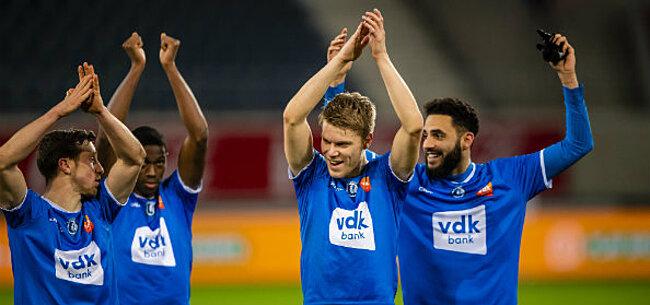 Foto: Brondby neemt overbodige verdediger over van AA Gent