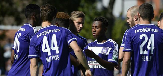 Foto: 'Italiaanse promovendus wil talent uit de B-kern van Anderlecht verlossen'