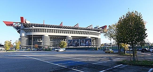 Foto: 'Ex-speler van Inter weigert overgang naar België'