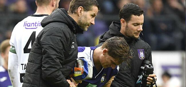 Foto: Anderlecht herschikt medische staf