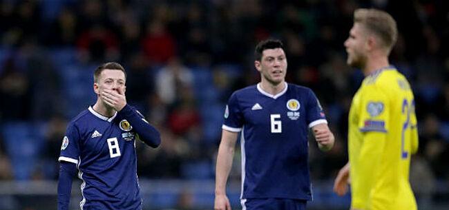 Foto: Schotland zal met nieuwe bondscoach aantreden tegen de Rode Duivels