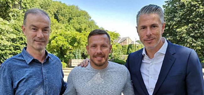 Foto: Ex-ploegmaat van Kompany vervoegt Anderlecht-staf