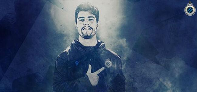Foto: Club Brugge zorgt voor unicum met Braziliaanse aanwinst