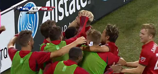 Foto: Pozuelo veroverde in half jaar de MLS: Spanjaard schittert in Toronto