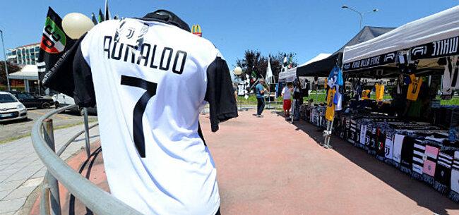 Foto: Sterke man Juventus komt met opmerkelijke onthulling over transfer Ronaldo