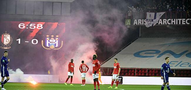 Foto: Pro League trekt aan alarmbel en duidt oorzaak voor debacle op Sclessin aan