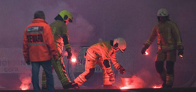 Foto: Standard en Charleroi kennen hun straffen na stilgelegde Waalse derby