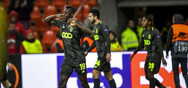 Foto: 'Sporting CP richt vizier op aanvaller van Standard'