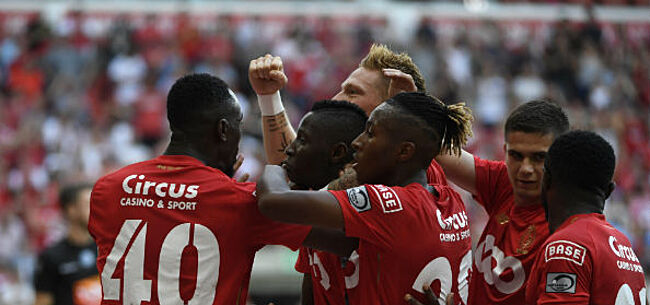 Foto: 'Nieuwe offensieve middenvelder op komst bij Standard:
