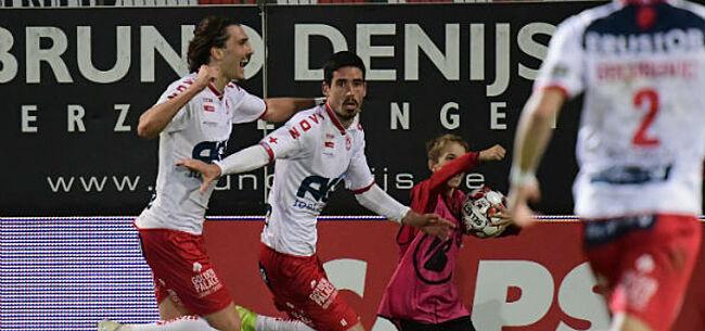 Foto: Transfer van één miljoen euro voor KV Kortrijk?