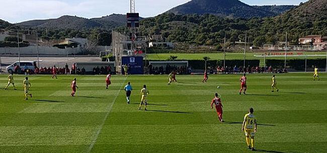 Foto: KVO slikt drie goals in paar minuten en incasseert zwaar verlies tegen Stuttgart