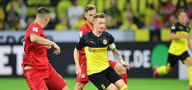 Foto: Witsel pakt met Dortmund de supercup ten koste van Bayern München