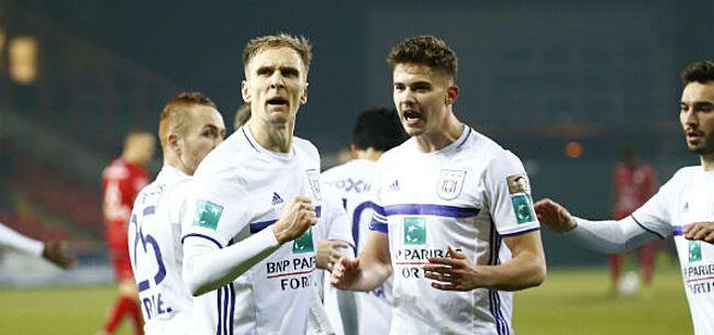 Foto: Anderlecht zoekt nieuwe spits: