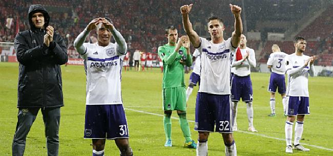 Foto: Geweldig nieuws voor Anderlecht: