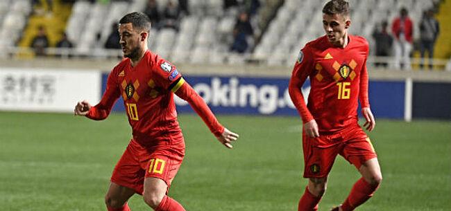 Foto: 'Thorgan Hazard kan broer Eden volgen richting Madrid'