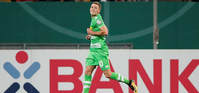 Foto: Hazard maakt indruk in Bundesliga: