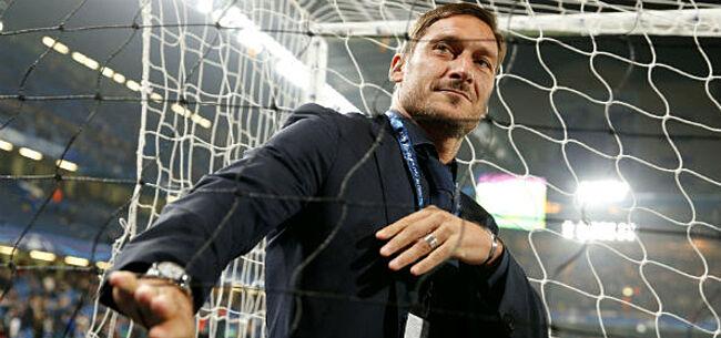 Foto: Totti haalt zwaar uit naar bestuur AS Roma: