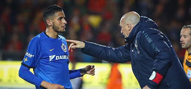Foto: Club Brugge neemt weldra beslissing over verdediger