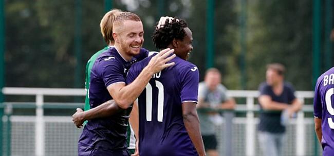 Foto: Twee nieuwkomers kunnen debuteren bij Anderlecht, ook 16-jarige in kern