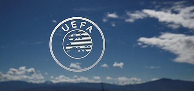 Foto: UEFA vergroot onzekerheid voor Belgische clubs die Europees spelen