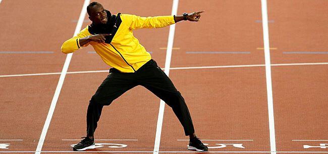 Foto: 'Europese topclub verrast en wil Usain Bolt aantrekken'
