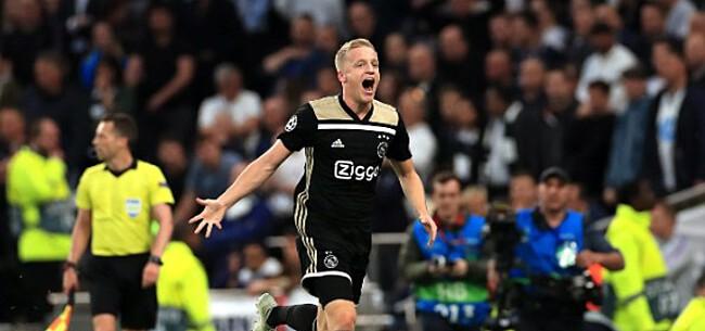 Foto: 'Real en Van de Beek scheppen eindelijk duidelijkheid bij Ajax'
