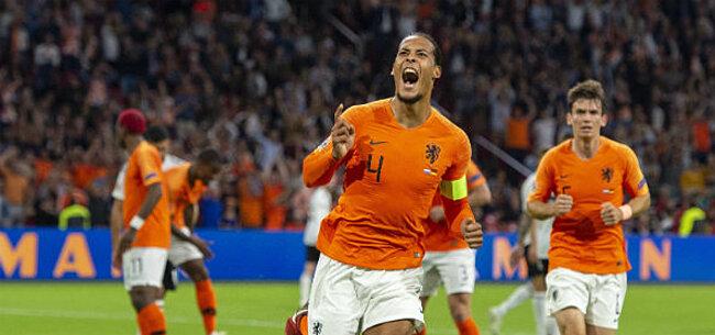 Foto: Nederland boekt ruime zege tegen Duitsland en waarschuwt Rode Duivels