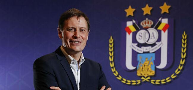 Foto: 'Van Eetvelt was slechts tweede keuze bij Anderlecht, Coucke had ander plan'