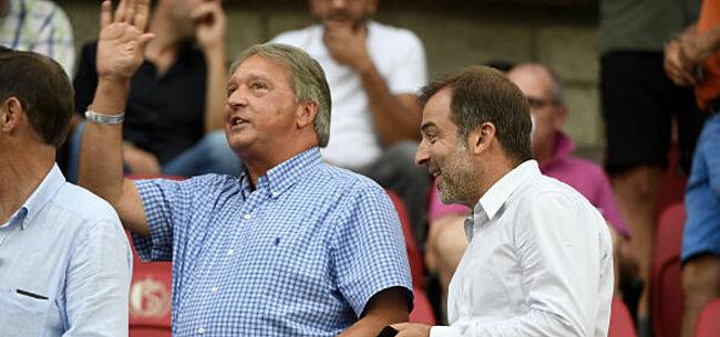 Foto: Bayat had groots plan met Van Holsbeeck: